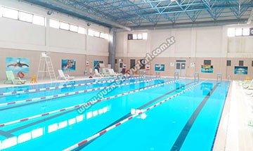 Boyabat Belediyesi Yarı Olimpik Kapalı Yüzme Havuzu